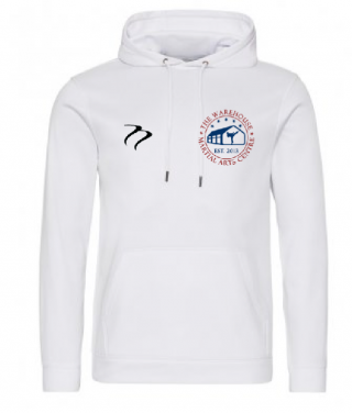 Warehouse Martial Arts Unisex Hoodie