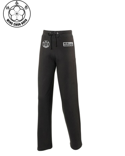 WCKUK Womens Black Jogging Pants