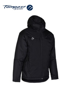 Tempest Thermal Heavy Black Match Jacket
