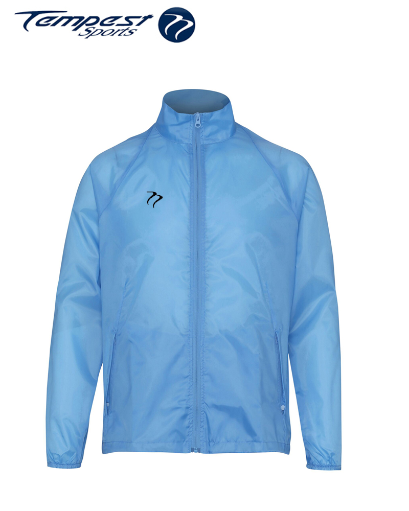Umpires Sky Blue Wind Breaker Jacket