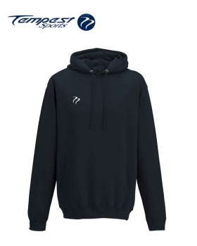 Tempest Lightweight French Navy Hooded Sweatshirt