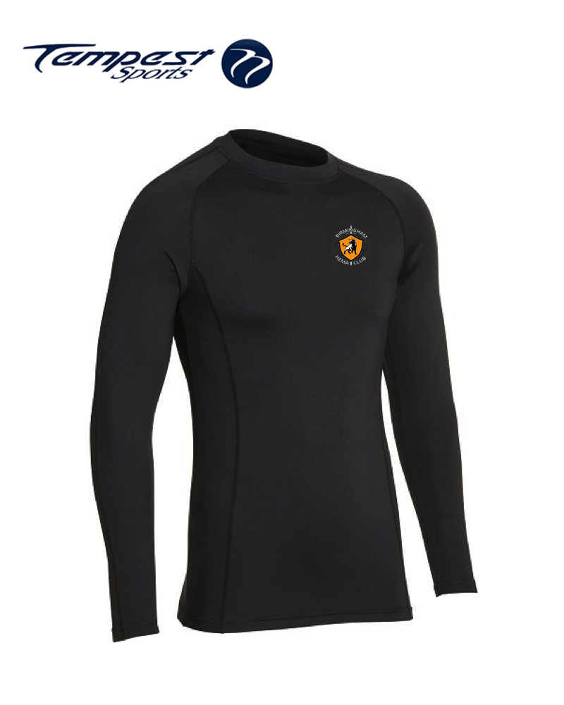 Birmingham HEMA Unisex Black Baselayer