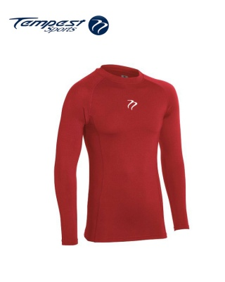 Tempest Unisex Red Baselayer