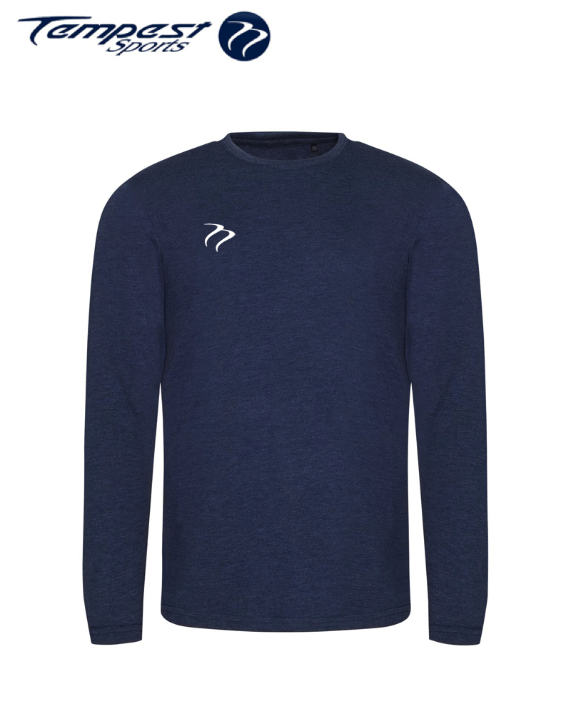 Tempest Long Sleeve Tshirt Navy