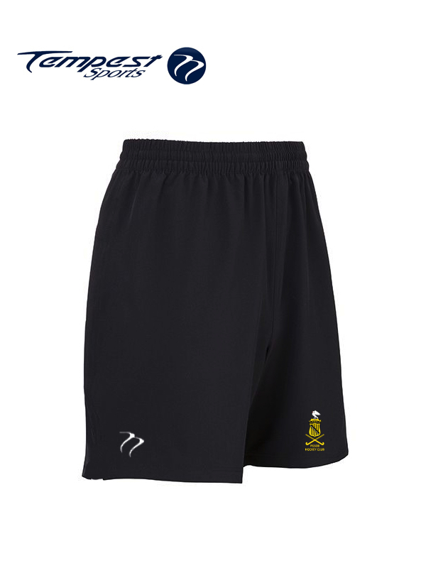 PGSOB Black Training Shorts