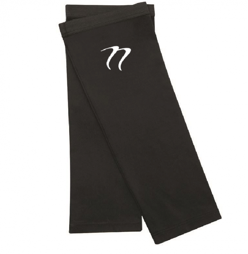 Tempest Black Shin Sleeves