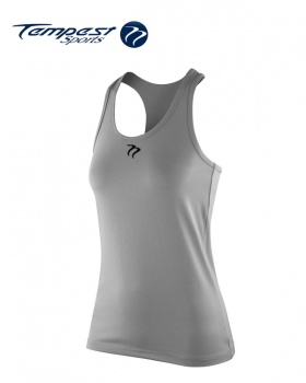 Tempest Women's light Grey Active Vest