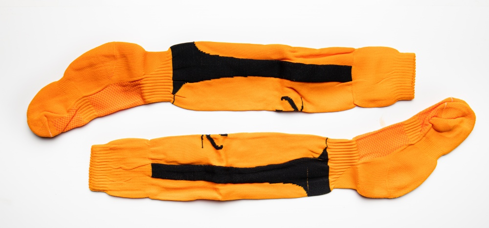 Tempest Socks Orange/Black