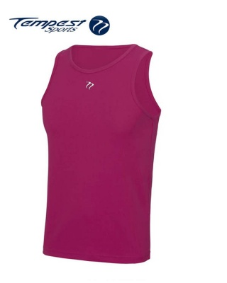 Tempest Pink Men's Training Vest