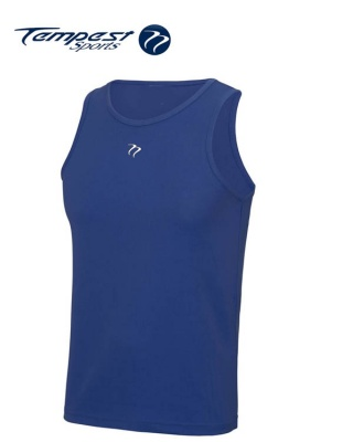 Tempest Royal Men's Training Vest