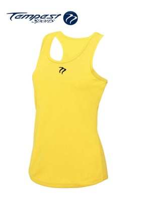 Tempest Women's Yellow Training Vest