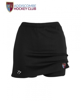 Addiscombe Women's Black Skort