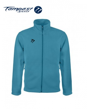 Umpires Light Blue Micro Fleece Top