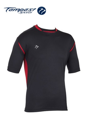 Tempest CK Black Red Training Shirt