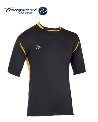 Tempest CK Black Yellow Training Shirt