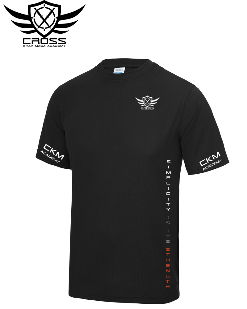 CKM Mens Training T-Shirt SIIS