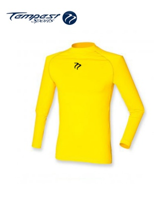 Umpires Yellow Baselayer