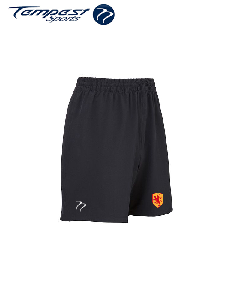 SHC Black Training Shorts
