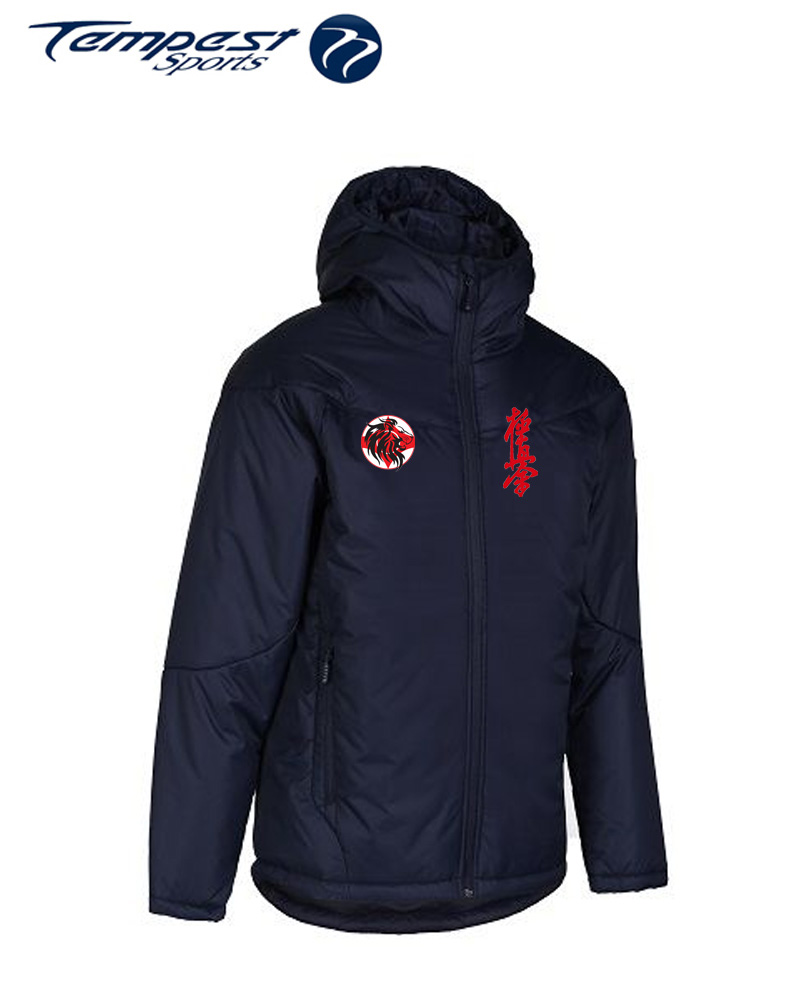 Karate GB  Navy Heavy Jacket