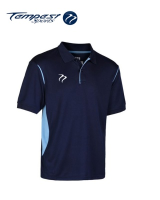Tempest CK Navy Sky Training Polo Shirt