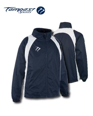Tempest 'CK' Navy White Splash Jacket