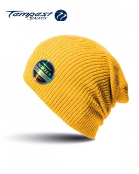 Umpires Yellow Beanie Hat
