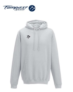 Tempest Lightweight Ash Hooded Sweatshirt
