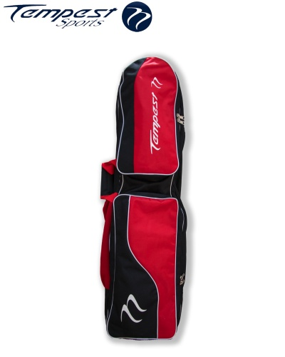 Tempest Black/Red Stick Bag