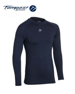 Tempest Unisex Navy Baselayer