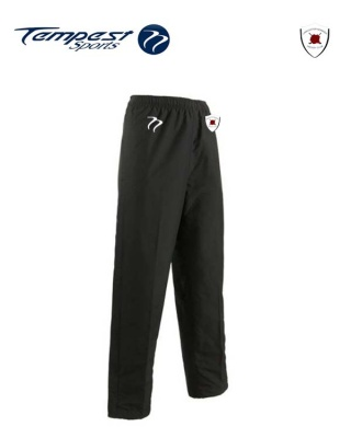 Lancaster Nomads Womens Black Tracksuit Bottoms