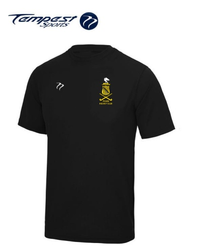 PGSOB 1x Gold and 1x Black Training Shirts
