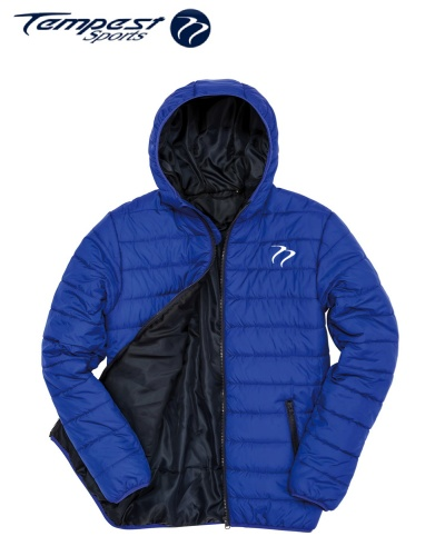 Tempest Padded Jacket Royal Navy