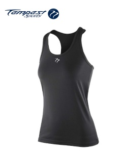 Tempest Women's Black Active Vest