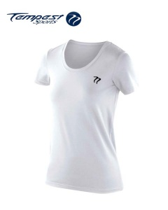 Tempest Women's White Active T-shirt