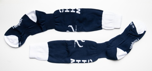 Tempest Socks Navy/White