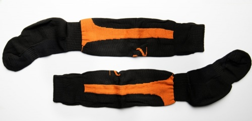 Tempest Socks Black/Orange