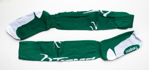 Tempest Socks Green/White