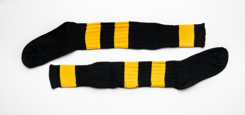 Tempest Socks Black/Yellow