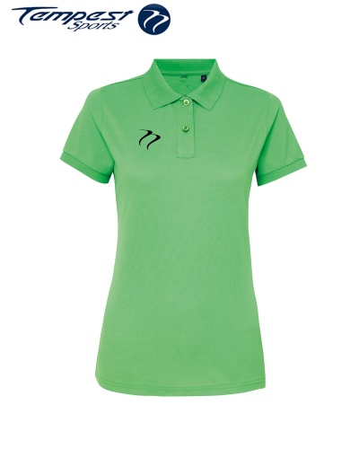 Poly/Cotton Hockey Umpires Lime Shirt