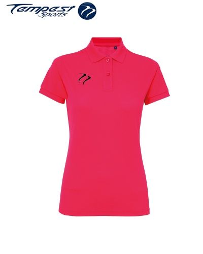 Poly/Cotton Hockey Umpires Pink Shirt