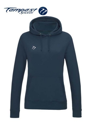 Tempest Lightweight Ladies Airforce Blue Hooded Sweatshirt