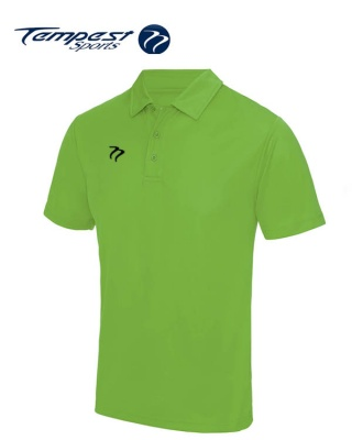 Premium Hockey Umpires Lime Shirt