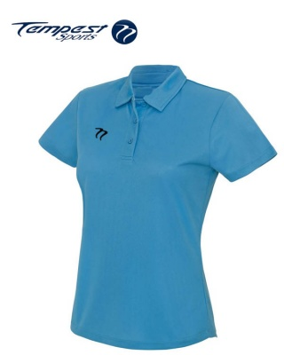 Ladies Premium Hockey Umpires Blue Shirt