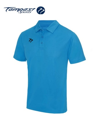 Premium Hockey Umpires Blue Shirt