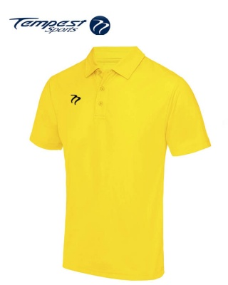 Premium Hockey Umpires Yellow Shirt