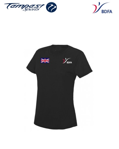 BDFA Support T-shirt Womens