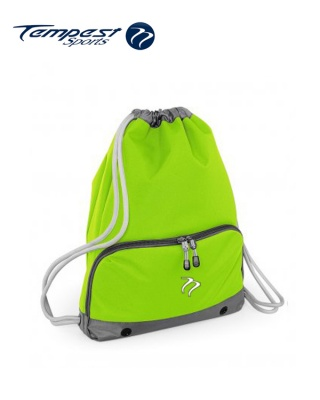 Tempest Sports Lime/Grey Gymsac