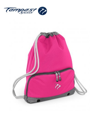 Tempest Sports Pink/Grey Gymsac