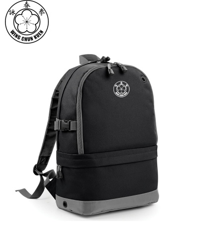 WCKUK Sports Black/Grey Backpack