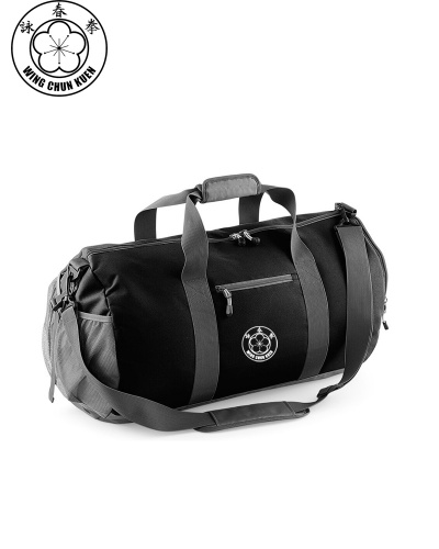WCKUK Black/Grey Holdall